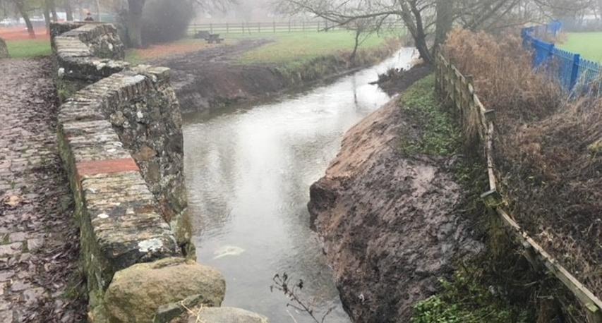 river maintenance - alliance civil engineering
